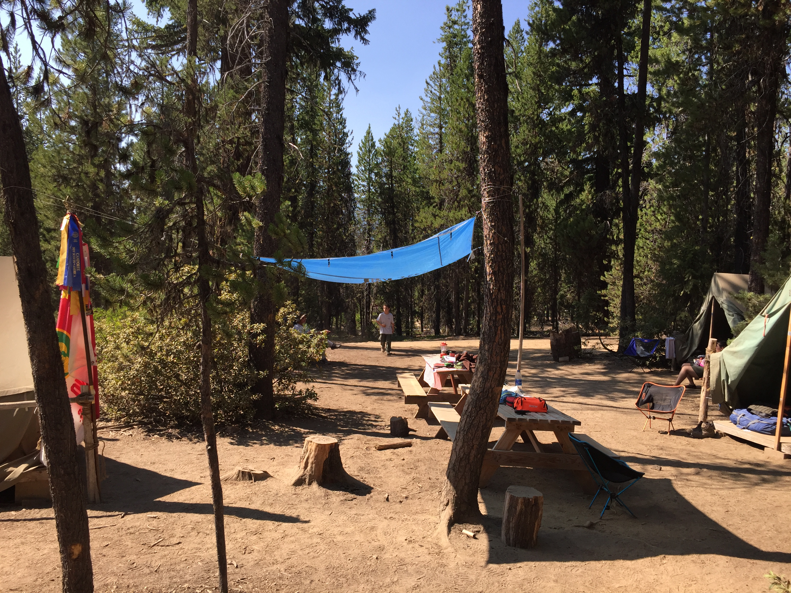 Camp Makualla Boy Scout Summer Camp 2018 | Boy Scouts Troop