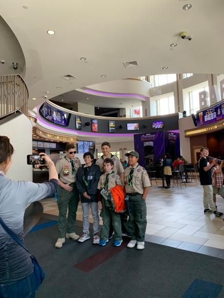 activity   Boy Scouts Troop 229 - Encino CA